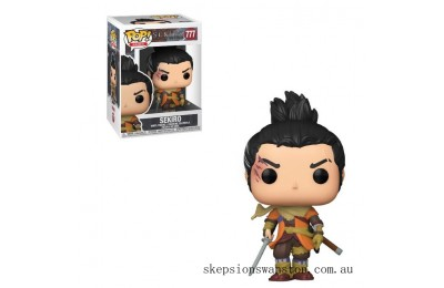 Sekiro Pop! Vinyl Figure Clearance Sale