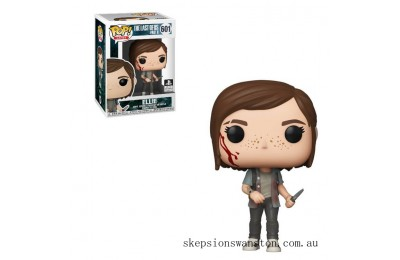 The Last of Us Part II Ellie Funko Pop! Vinyl Clearance Sale