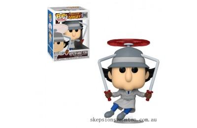 Inspector Gadget Flying Funko Pop! Vinyl Clearance Sale