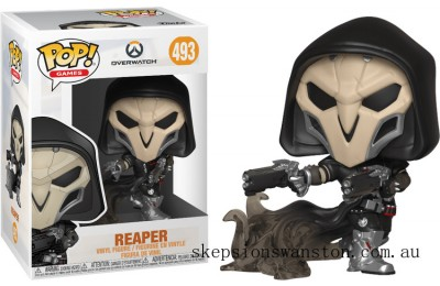 Overwatch Reaper Funko Pop! Vinyl Clearance Sale