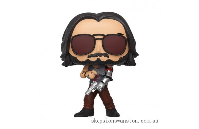 Cyberpunk 2077 Johnny Silverhand 2 Funko Pop! Vinyl Clearance Sale