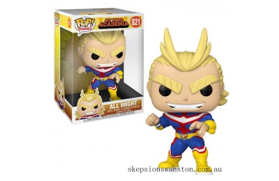 My Hero Academia All Might 10-inch Funko Pop! Vinyl Clearance Sale
