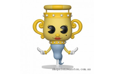 Cuphead Legendary Chalice Funko Pop! Vinyl Clearance Sale