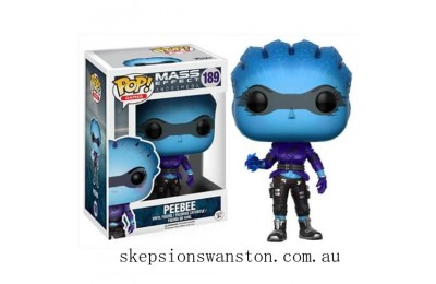 Mass Effect: Andromeda Peebee Funko Pop! Vinyl Clearance Sale