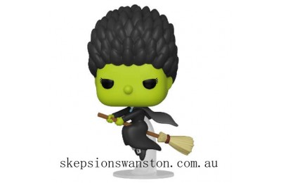 Simpsons Witch Marge Funko Pop! Vinyl Clearance Sale