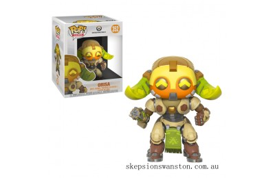 Overwatch Orisa 6 Inch Funko Pop! Vinyl Clearance Sale