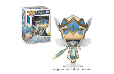 Summoners War Valkyrie Funko Pop! Vinyl Clearance Sale