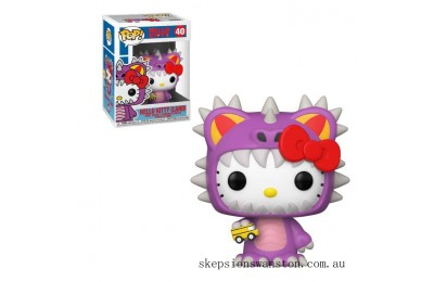 Hello Kitty Kaiju Land Kaiju Funko Pop! Vinyl Clearance Sale