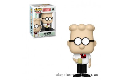 Dilbert Pop! Vinyl Figure Clearance Sale
