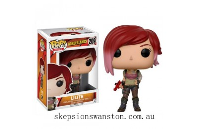 Borderlands Lilith The Siren Funko Pop! Vinyl Clearance Sale