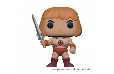 Masters of the Universe He-Man Funko Pop! Vinyl Clearance Sale