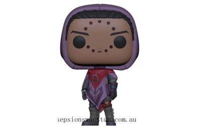 Destiny Hawthorne with Hawk Funko Pop! Vinyl Clearance Sale