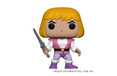 Masters of the Universe Prince Adam Funko Pop! Vinyl Clearance Sale