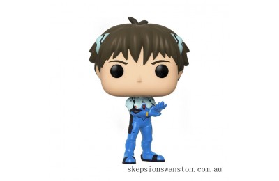 Neon Genesis Evangelion Shinji Ikari Funko Pop! Vinyl Clearance Sale