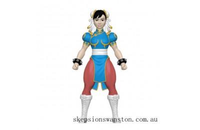 Street Fighter Chun Li Savage World Vinyl Figure Clearance Sale