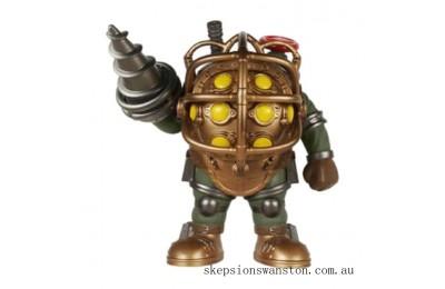BioShock Big Daddy 6 Inch Super Sized Funko Pop! Vinyl Clearance Sale