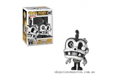 Bendy and the Ink Machine Fisher Funko Pop! Vinyl Clearance Sale