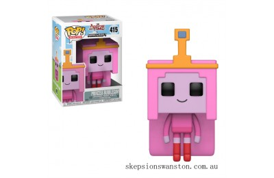 Adventure Time x Minecraft Princess Bubblegum Funko Pop! Vinyl Clearance Sale