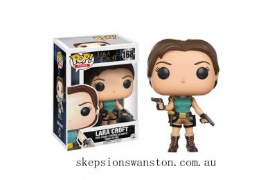 Tomb Raider Lara Croft Funko Pop! Vinyl Clearance Sale