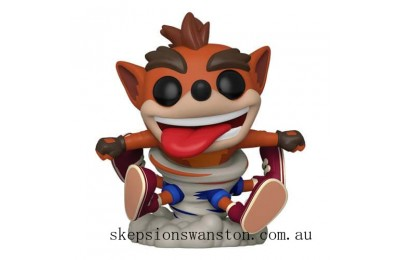 Crash Bandicoot Funko Pop! Vinyl Clearance Sale