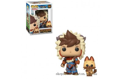 Monster Hunter Lute with Navirou Funko Pop! Vinyl Clearance Sale