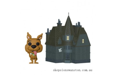 Scooby-Doo Haunted Mansion Funko Pop! Town Clearance Sale
