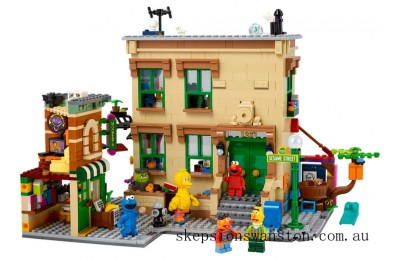 Discounted Lego 123 Sesame Street