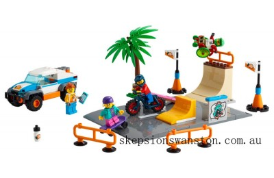 Outlet Sale Lego Skate Park