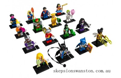 Genuine Lego DC Super Heroes Series