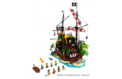 Hot Sale Lego Pirates of Barracuda Bay