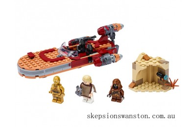 Outlet Sale Lego Luke Skywalker's Landspeeder™
