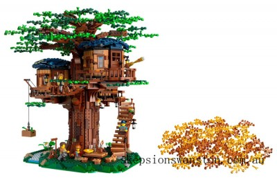 Genuine Lego Tree House