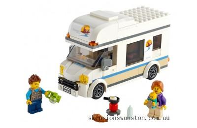 Outlet Sale Lego Holiday Camper Van