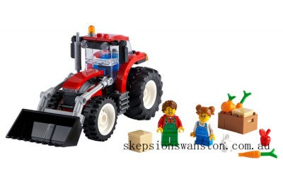 Clearance Lego Tractor