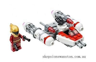 Clearance Lego Resistance Y-wing™ Microfighter