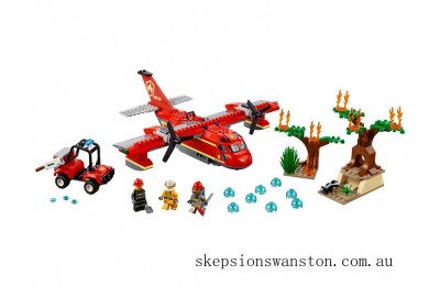 Outlet Sale Lego Fire Plane