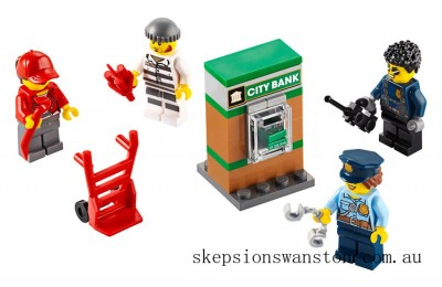 Clearance Lego Police MF Accessory Set