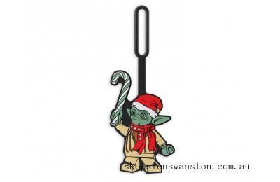 Discounted Lego Holiday Bag Tag – Yoda™
