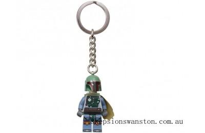 Discounted Lego® StarWars™ Boba Fett™ Key Chain