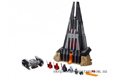 Discounted Lego Darth Vader's Castle