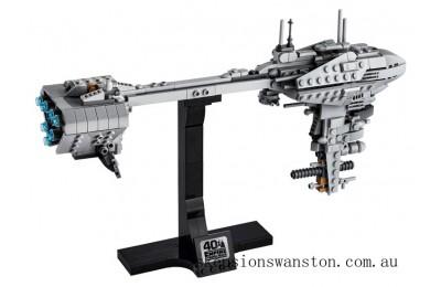 Genuine Lego Nebulon-B Frigate™