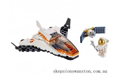Genuine Lego Satellite Service Mission