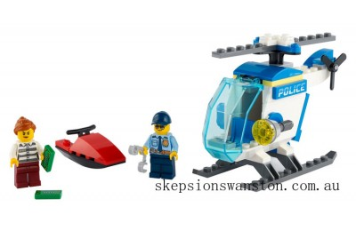 Clearance Lego Police Helicopter