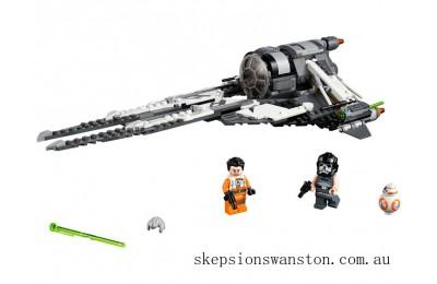 Outlet Sale Lego Black Ace TIE Interceptor™