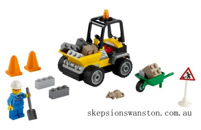 Clearance Lego Roadwork Truck