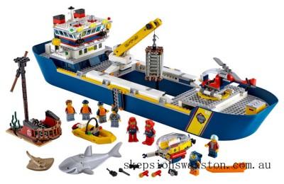 Discounted Lego Ocean Exploration Ship