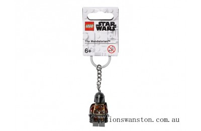 Clearance Lego The Mandalorian™ Key Chain