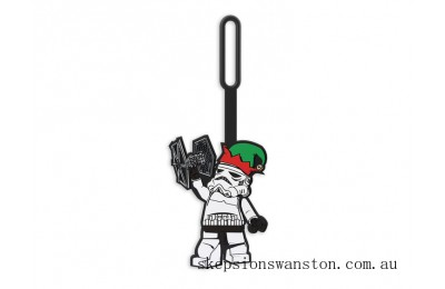 Genuine Lego Holiday Bag Tag – Stormtrooper™