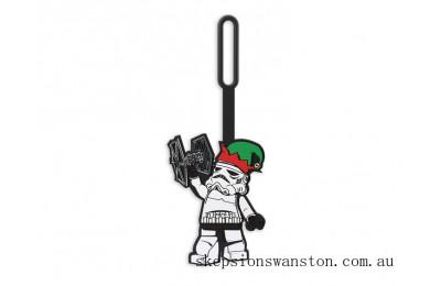 Genuine Lego Holiday Bag Tag – Stormtrooper™