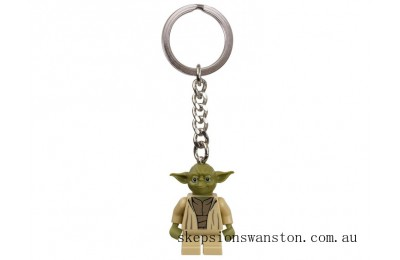 Genuine Lego® Star Wars™ Yoda™ Key Chain